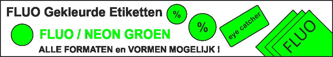 R0130 Fluo-groen